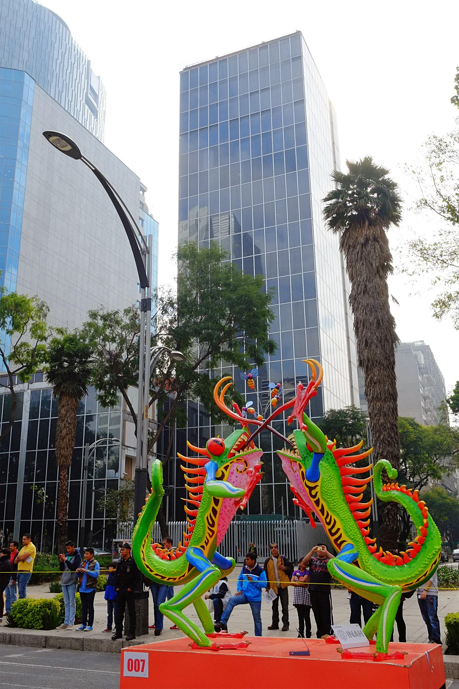 Alebrije Parade