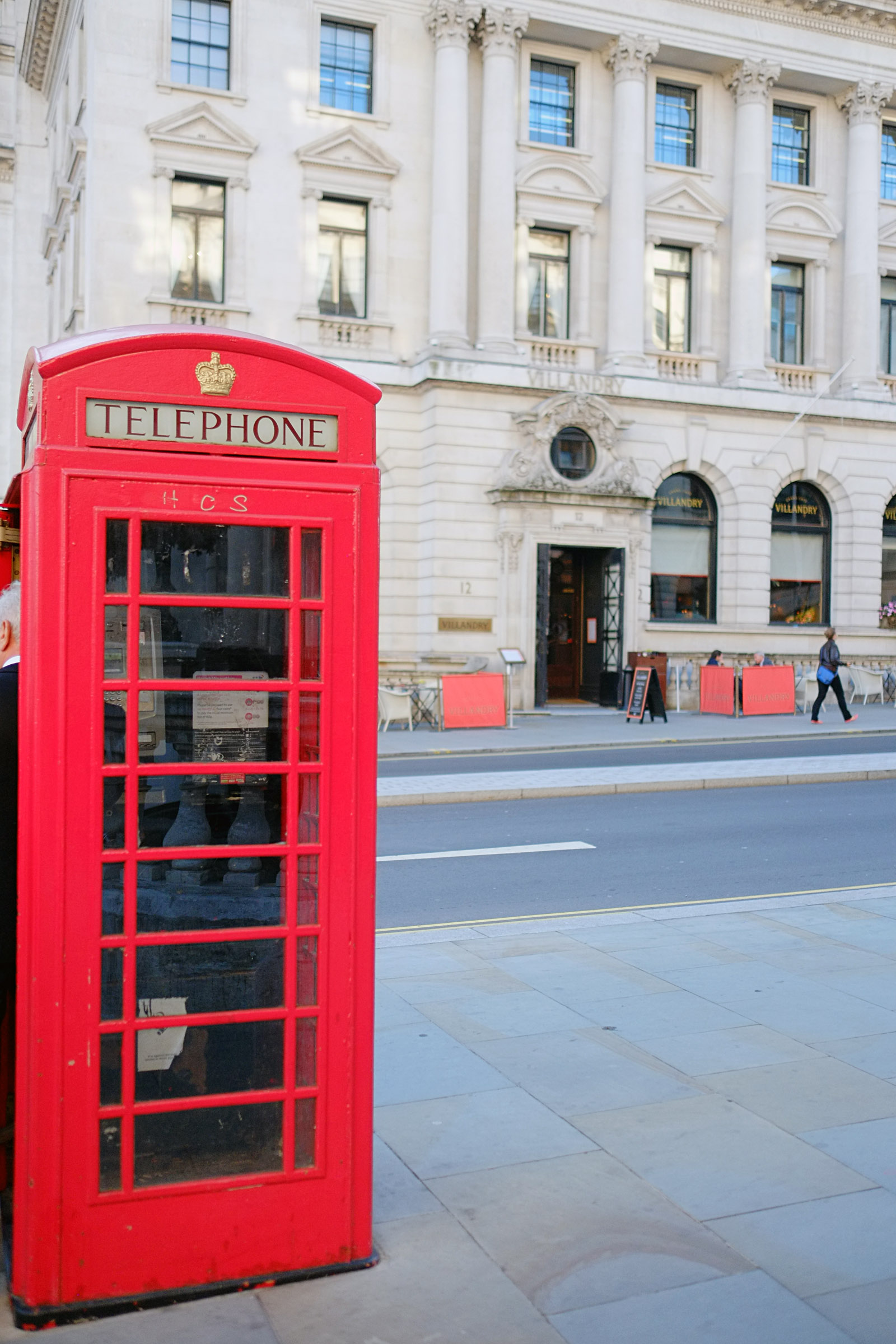 London: A family vacation