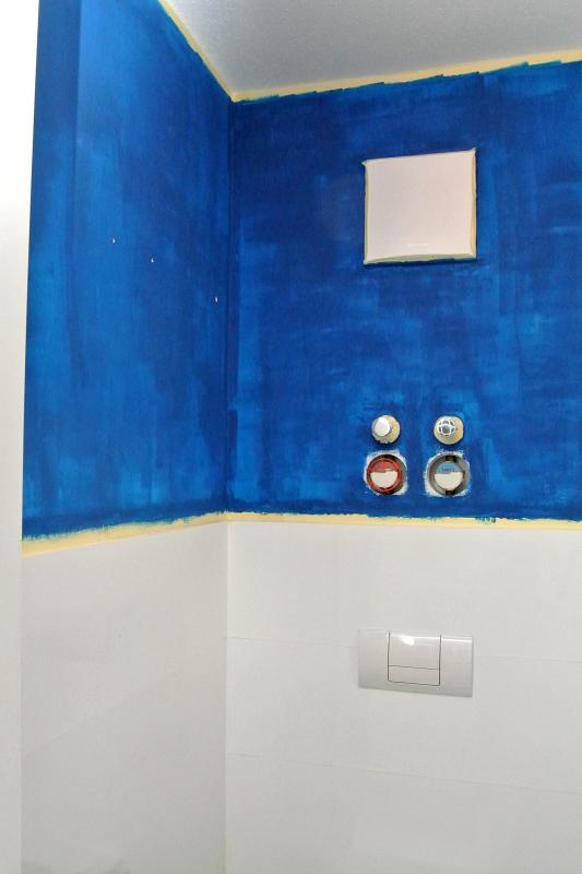 One coat of paint 1