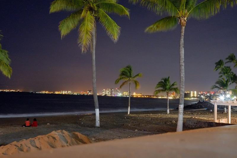 Puerto Vallarta by night 1
