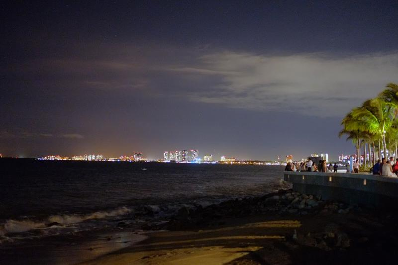 Puerto Vallarta by night 3