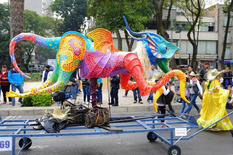 Alebrije Parade 16