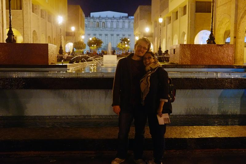 Us in Guadalajara