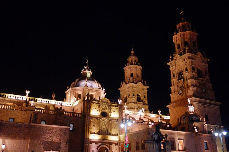 Catedral de Morelia 1
