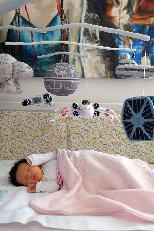 Sweet Star Wars dreams