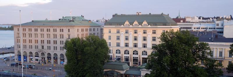 Helsinki at dusk 2