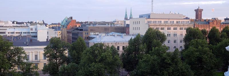 Helsinki at dusk 3