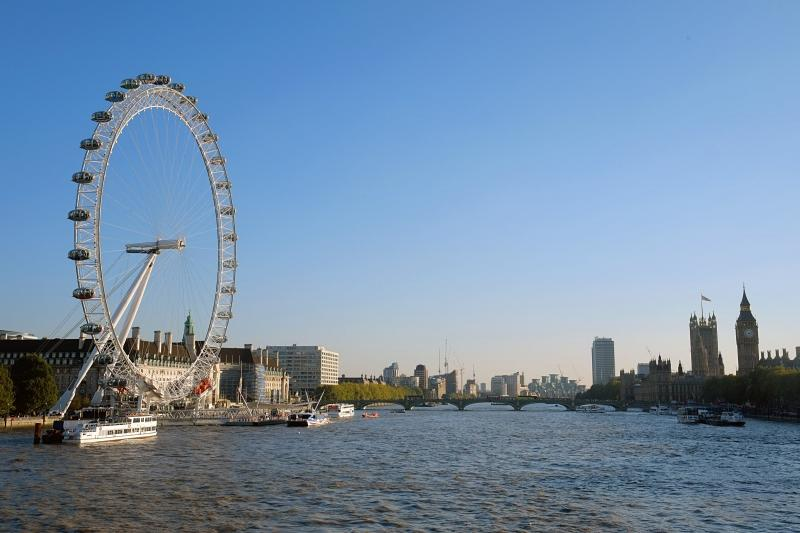 London Eye & Big Ben