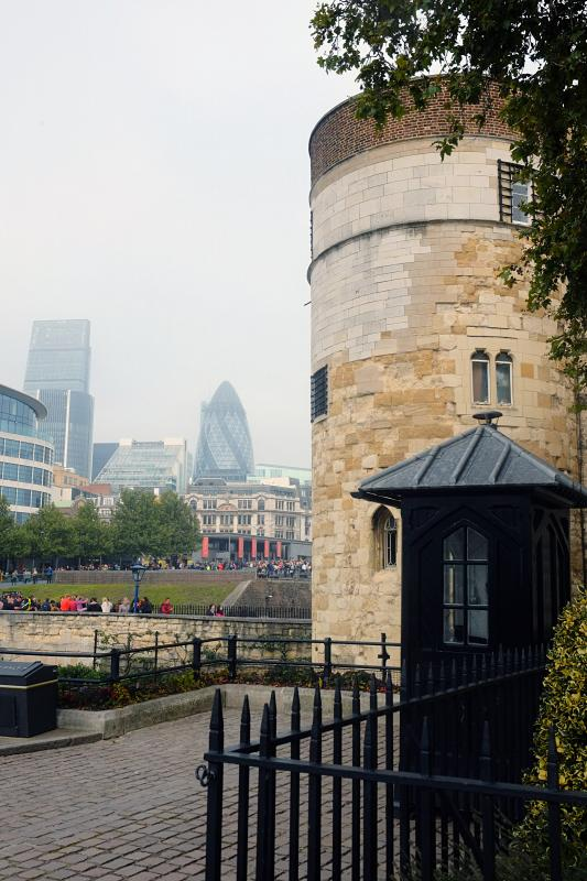The Gherkin + Tower of London