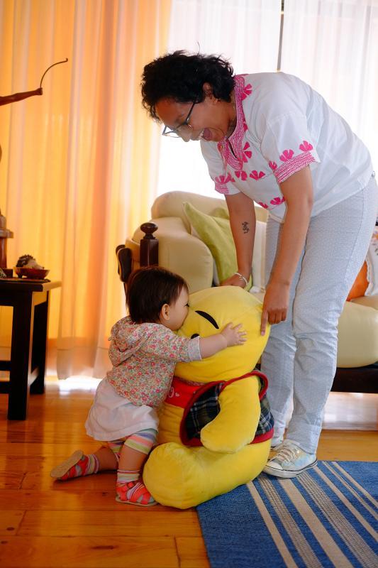 Loving Winnie Pooh