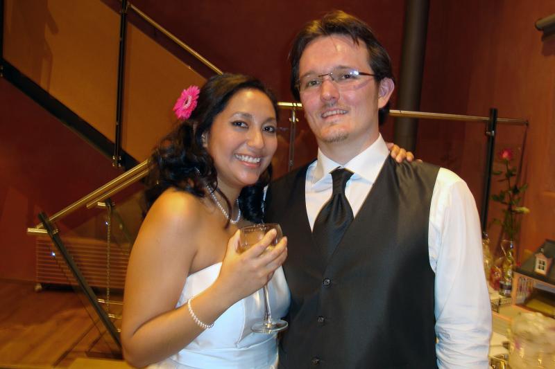 Mr. & Mrs. Heinrich